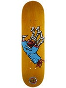 Santa Cruz Hybrid Hand Mini Deck  7.4 x 27.6