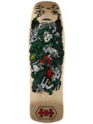 Santa Cruz Hosoi Monk Natural Reissue Deck  9.4 x 30.5