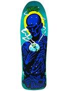 Santa Cruz Kendall Atomic Man Blue Deck  9.75 x 31.6