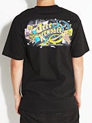 Santa Cruz Kendall Graffiti T-Shirt