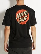 Santa Cruz Worn Dot T-Shirt