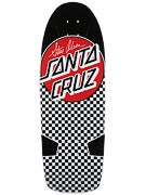 Santa Cruz Olson LTD Checkdot Reissue Deck  10.4 x 30.3