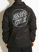 Santa Cruz Opus Coaches Windbreaker Jacket