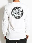Santa Cruz Paisley Dot Longsleeve Shirt