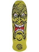 Santa Cruz Roskopp Face Green Reissue Deck  9.5 x 31