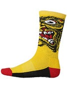Santa Cruz Rob Face Crew Socks