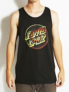 Santa Cruz Reverse Tie Dot Tank Top