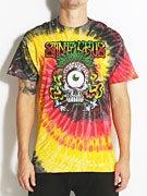 Santa Cruz Rasta Tribe Tie Dye T-Shirt