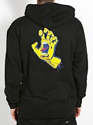 Santa Cruz Screaming Hand Hoodzip