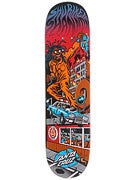 Santa Cruz Shuriken Jail Break Deck  8.0 x 31.6