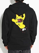 Santa Cruz Screaming Simpsons Hoodie