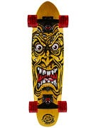 Santa Cruz Screamer Rob Face Yellow Complete  6.4x25.3
