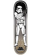 Santa Cruz x Star Wars Stormtrooper Deck  8.0 x 31.6