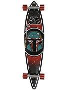 Santa Cruz x Star Wars Boba Fett Complete  9.9 x 43.5