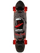 Santa Cruz Sidewalk Screamer Black Complete 6.5 x 25.5
