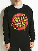 Santa Cruz Tagged Dot Crew Sweatshirt
