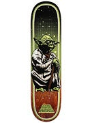 Santa Cruz x Star Wars Yoda Deck  8.0 x 31.6