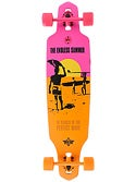Duster's Endless Summer Wake Longboard  9.375 x 38