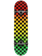 Speed Demon Fade Checks Rasta Comp. w/Tensor 7.8x31.25