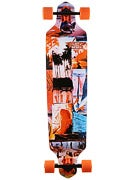 Duster's California Cali Days Longboard  9.5 x 41