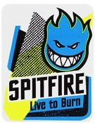 Spitfire 20/20 Sticker Small