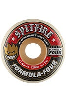 Spitfire Formula Four Conical 101a Wheels