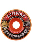Spitfire Formula Four Classic 101a Atomic Orange Wheels
