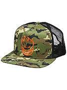 Spitfire Bighead Camo Trucker Hat