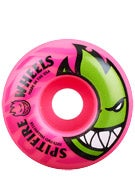 Spitfire Bighead Tonal Pop Pink Wheels