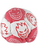 Spitfire Bighead Hackey Sack  Red/White
