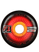 Spitfire F1 Streetburner Emburns Inferno Black Wheels