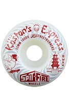 Spitfire F1 Streetburner Koston Express Wheels