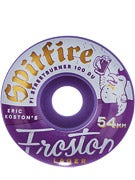 Spitfire F1SB Koston Froston Lager Purple Wheels