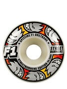 Spitfire F1 Street Burner Multiball Wheels