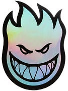 Spitfire Fireball Prism Sticker Large