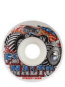 Spitfire F1 Streetburner Malto Monster Wheels