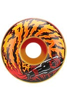 Spitfire Molotov Classic 99a Wheels Red
