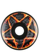 Spitfire Pentagram Black 99a Wheels