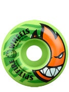 Spitfire Bighead Tonal Pop Green Wheels