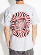 Spitfire Plaid Swirl T-Shirt