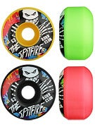 Spitfire Return of the Burn Tie Dye Mash Up Wheels