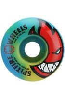 Spitfire Bighead Sunburn Swirl Classic 99a Wheels