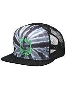 Spitfire Tie Dye Bighead Foam Trucker Hat