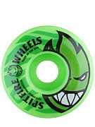 Spitfire Bighead Tonals Neon Green Wheels