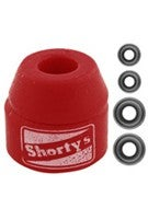 Shorty's Hyper-Flex Bushing Kit Red 95