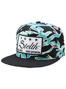 Stelth Division Coral Snapback Hat