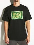 Shake Junt Box Logo Crackle T-Shirt