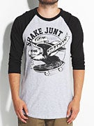 Shake Junt Get It Crackin Baseball Shirt