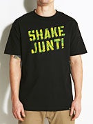 Shake Junt Spray Logo T-Shirt