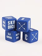 Sk8 Dice Ledge & Rail Edition